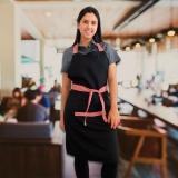 onde encontro avental chef de cozinha Vargem Grande Paulista