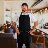 onde encontro avental de chef Ibirapuera
