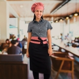 onde encontro avental para chefs de cozinha Parque Peruche