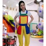 orçamento de macacão colorido para festas Barueri