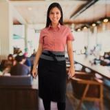 uniforme chef cozinha feminino Vila Anastácio