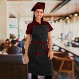 uniforme cozinheiro completo Caraguatatuba