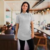 uniforme de limpeza feminino Instituto da Previdência