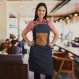 uniforme para cozinha de restaurante