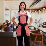 uniforme para funcionários de buffet infantil Imirim