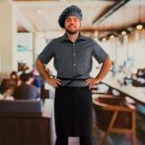 uniforme para garçonete buffet cotação Ibirapuera