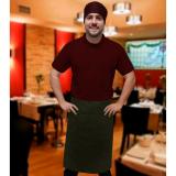 uniformes para garçonetes de restaurante Parelheiros