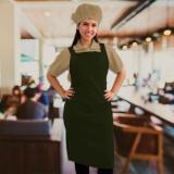 venda de avental personalizado buffet Ponte Rasa