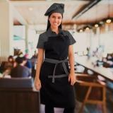 venda de avental personalizado feminino com bolso Itanhaém