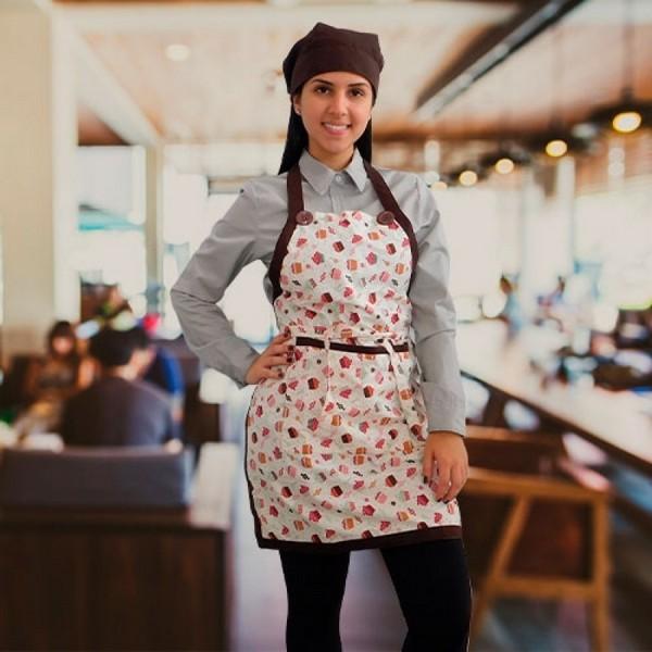 Uniforme de Garçom Cotação Sé - Uniforme para Garçonete de Restaurante