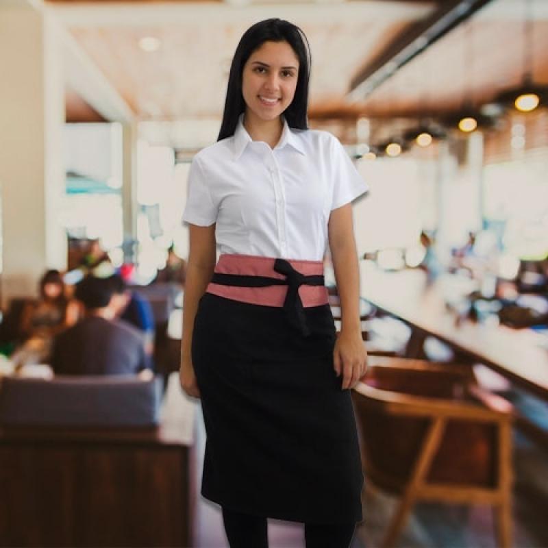 Uniforme Garçom de Buffet Cotação São Mateus - Uniforme para Garçom e Garçonete